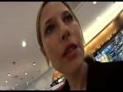 Une inconnue filmée dans un supermarché