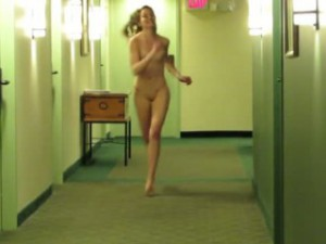Blonde Teen Destroying Her Tight Anus # 4